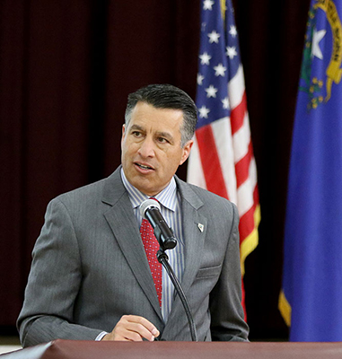 Governor Sandoval Proclaims December as computer science career month